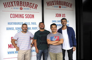 Huxtaburger: Hawthorn