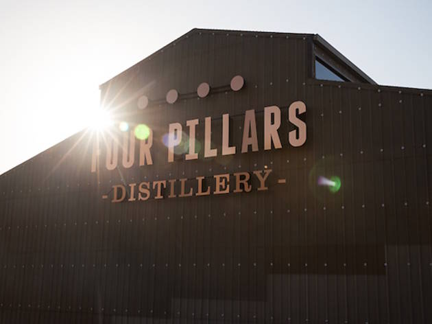 Four Pillars Distillery