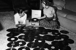 Crate Digger Record Fair