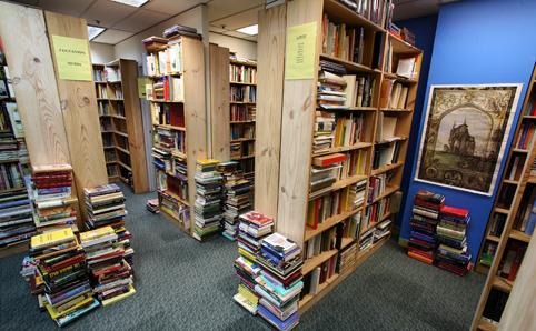 City Basement Books