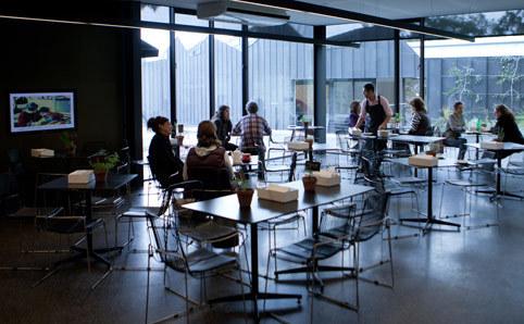 Café Vue: Heide