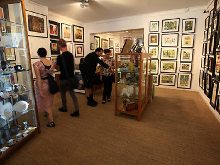 Outre Gallery