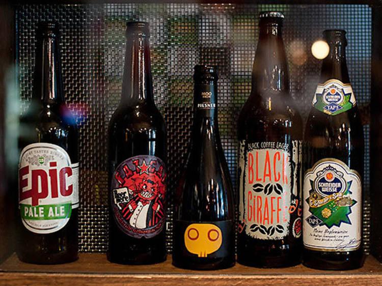 Beer DeLuxe: Hawthorn