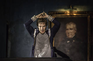 Hamlet: National Theatre de Londres