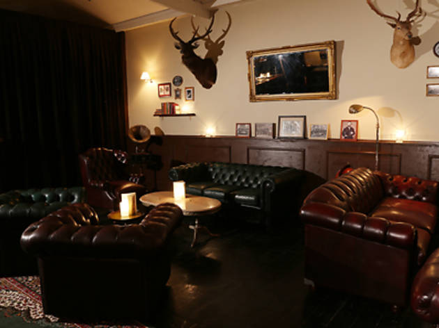 The Elk Room Bars In Fitzroy Melbourne