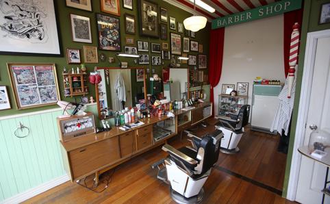 Electric Brain Barbershop