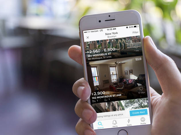 The best NYC apartment and real estate apps