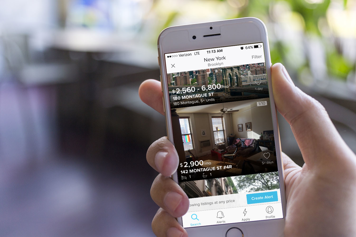 apartment and real estate apps for new york city residents