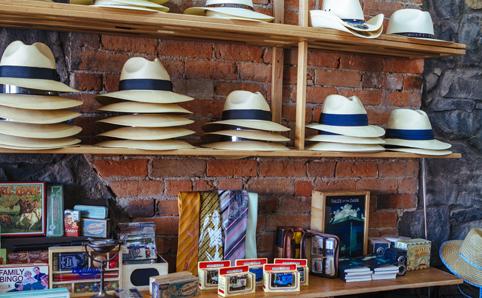 Hats: Smart Alec Hatters