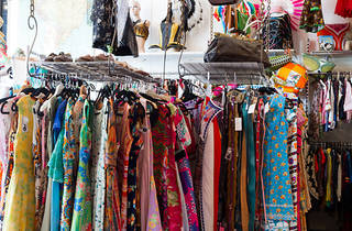 Vintage Garage Shopping In Collingwood Melbourne