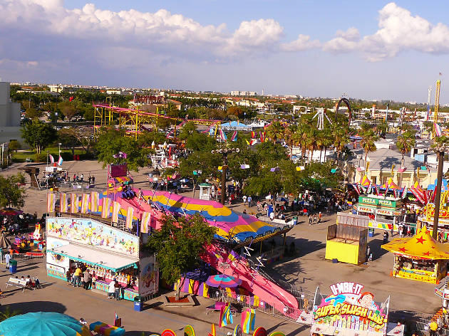 Miami-Dade County Fair & Exposition