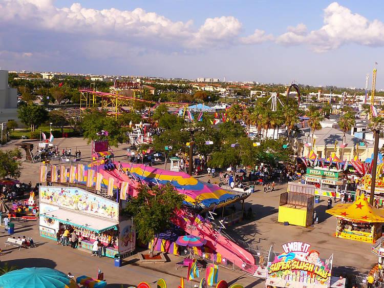 The Miami-Dade County Fair & Exposition - CANCELED