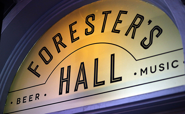 Forester's Beer and Music Hall
