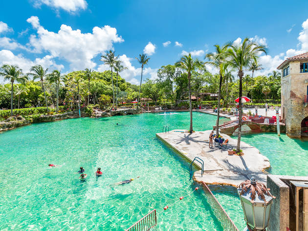Venetian Pool Miami Fl Things To Do In Coral Gables