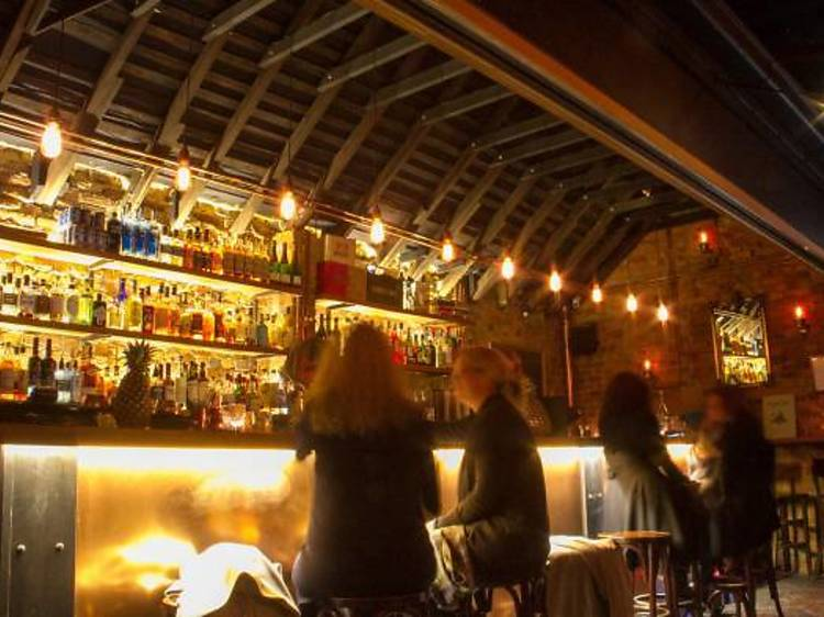 Union Electric Bar