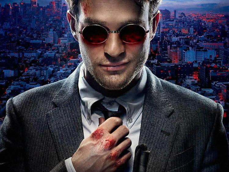 Matt Murdock (Charlie Cox), de Daredevil