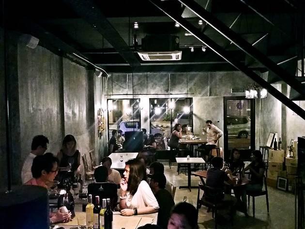 Bacchus Wine & Tapas Bar
