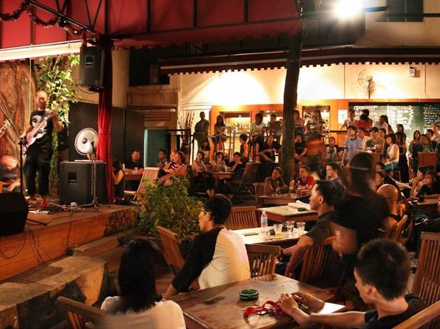 Timbre @ The Row