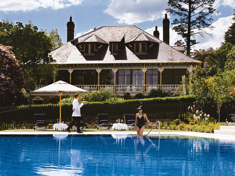 The best accommodation in the Blue Mountains