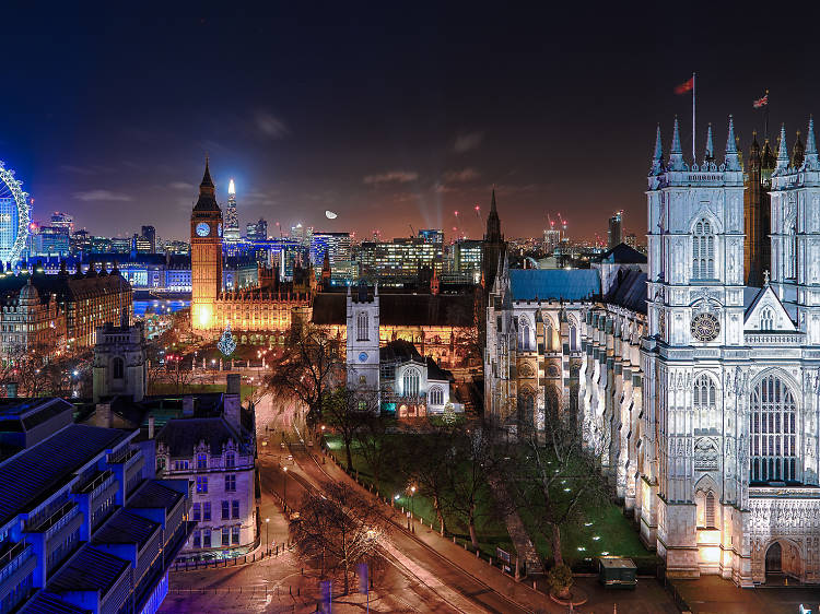 Londres: 131.4 puntos