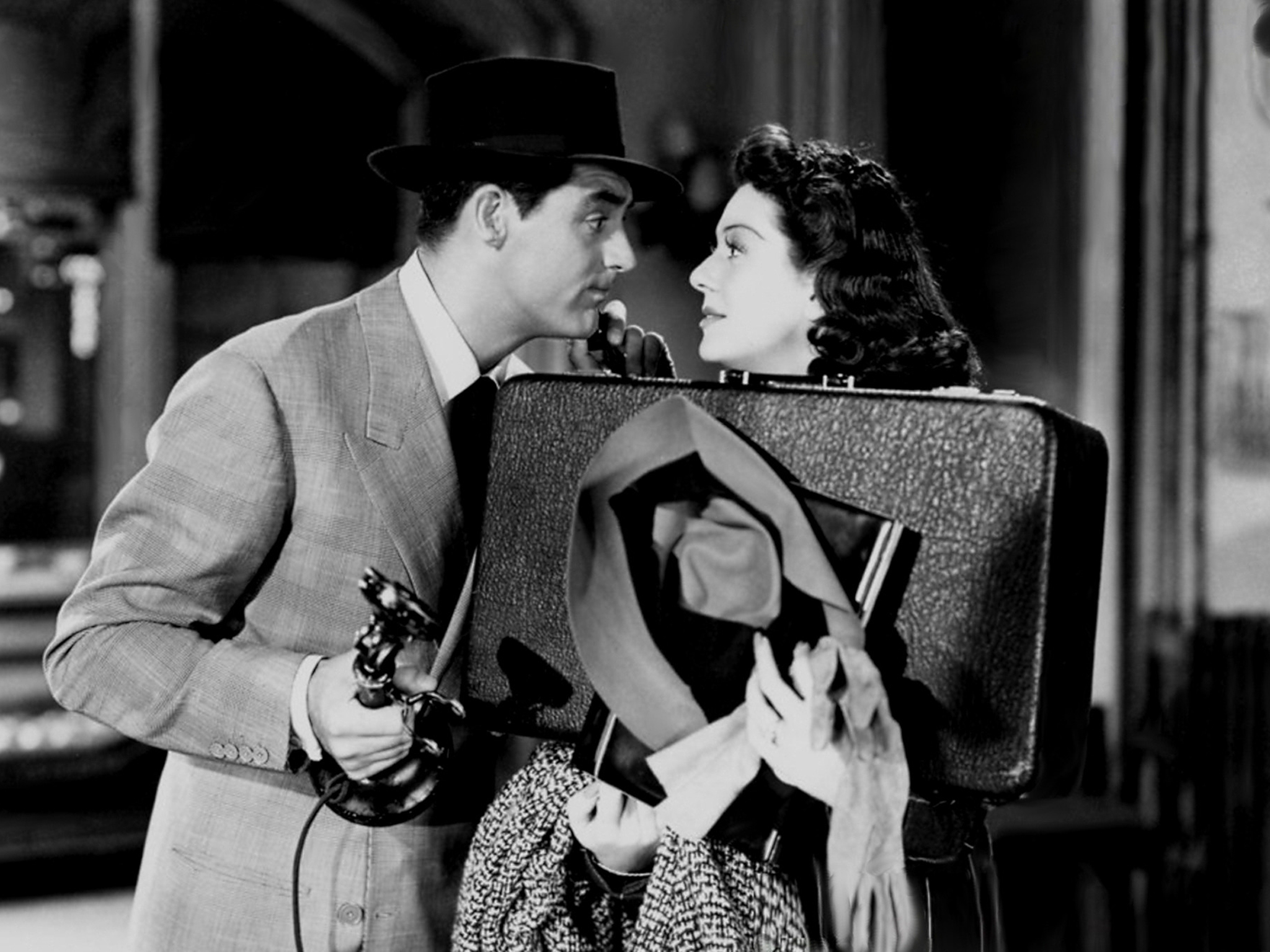 The 100 best comedy movies, His Girl Friday