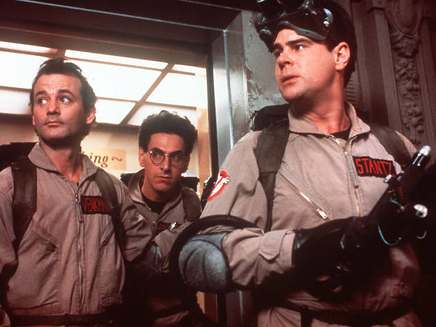 The 100 best comedy movies, Ghostbusters
