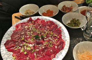 Korean barbecue (© EP / Time Out Paris)