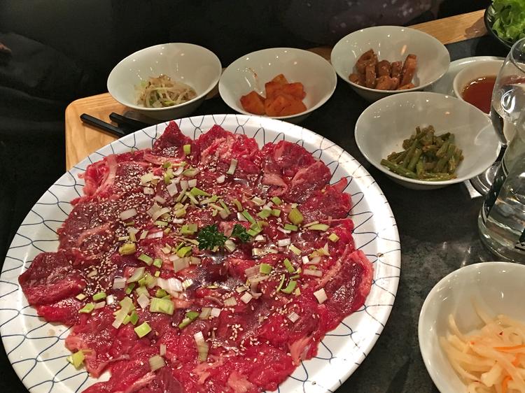 Coréen• Korean Barbecue