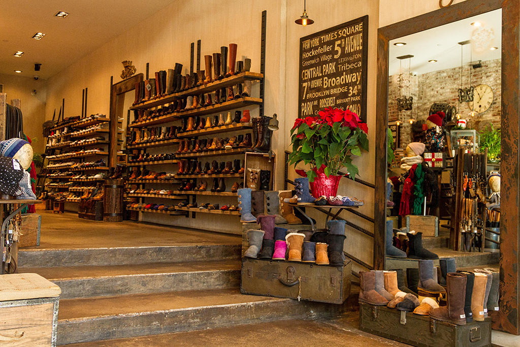 Best Places For Shoe Shopping In Nyc