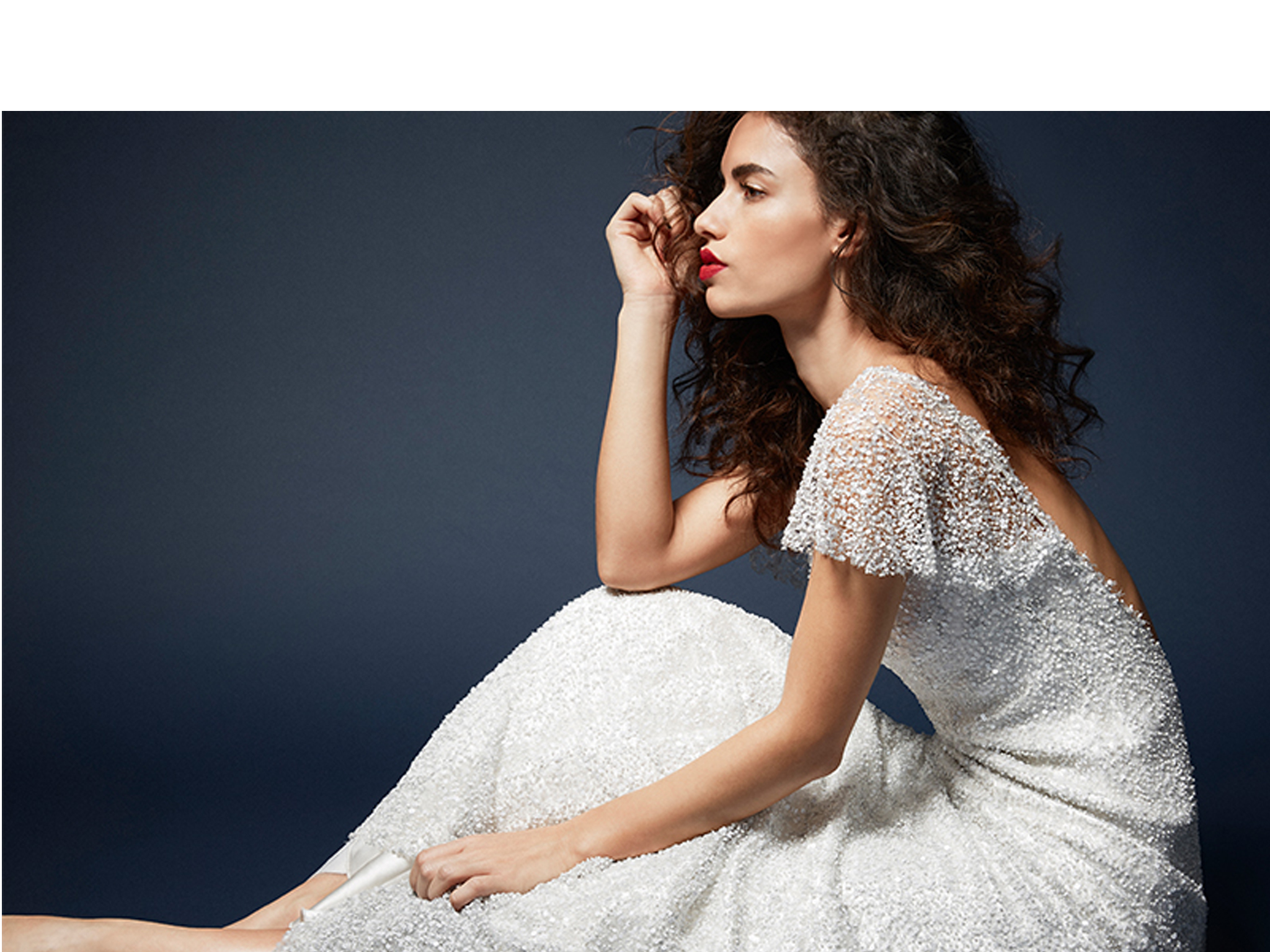 Win a wedding dress and VIP tickets to the National Wedding Show