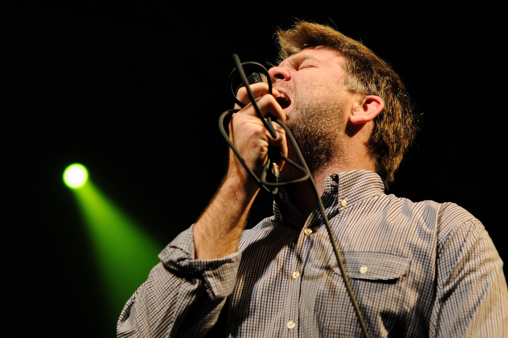 LCD Soundsystem is playing five nights at Brooklyn Steel next week