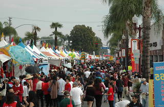 Chinese New Year Festival in Monterey Park