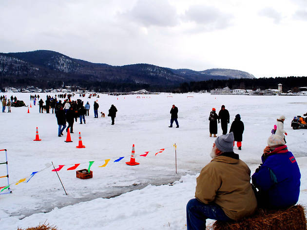 Lake George Winter Carnival