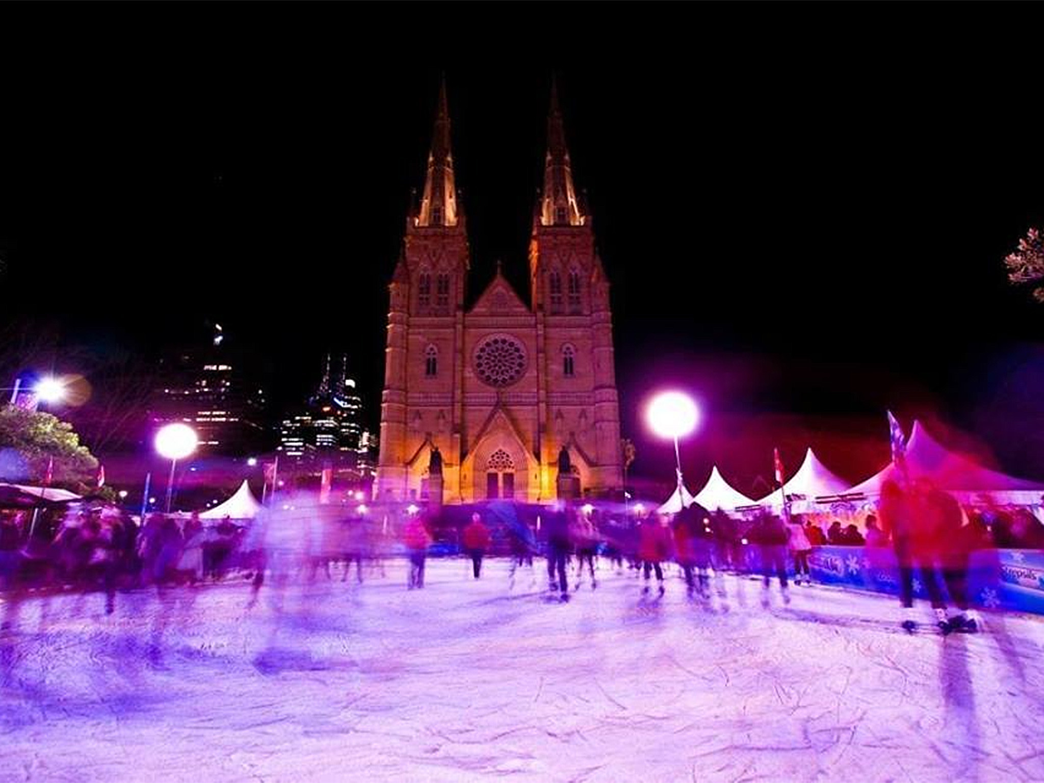 Winter events in Sydney