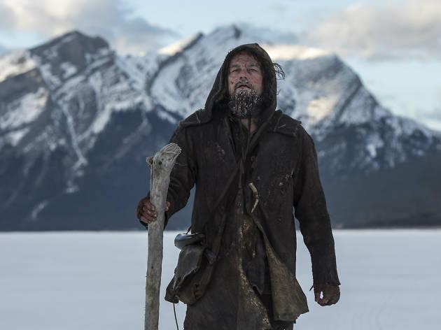 El renacido en Premios Oscar