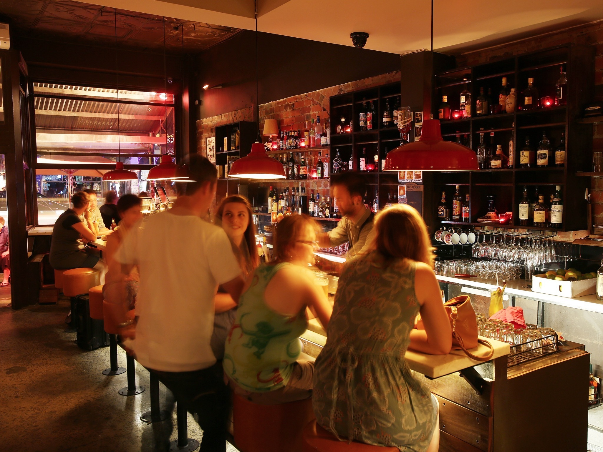 The best bars in Fitzroy