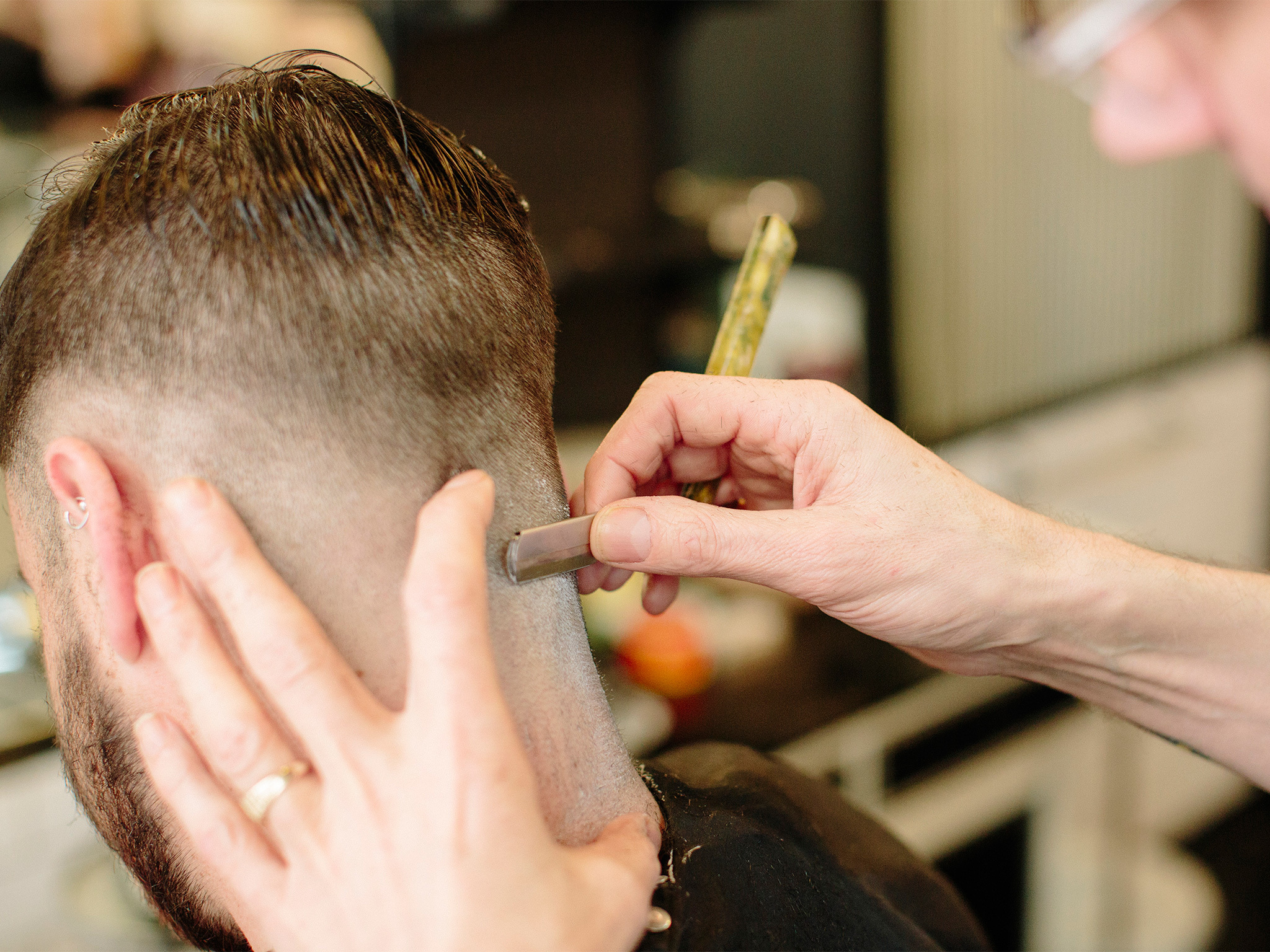 Men's style and grooming in Melbourne