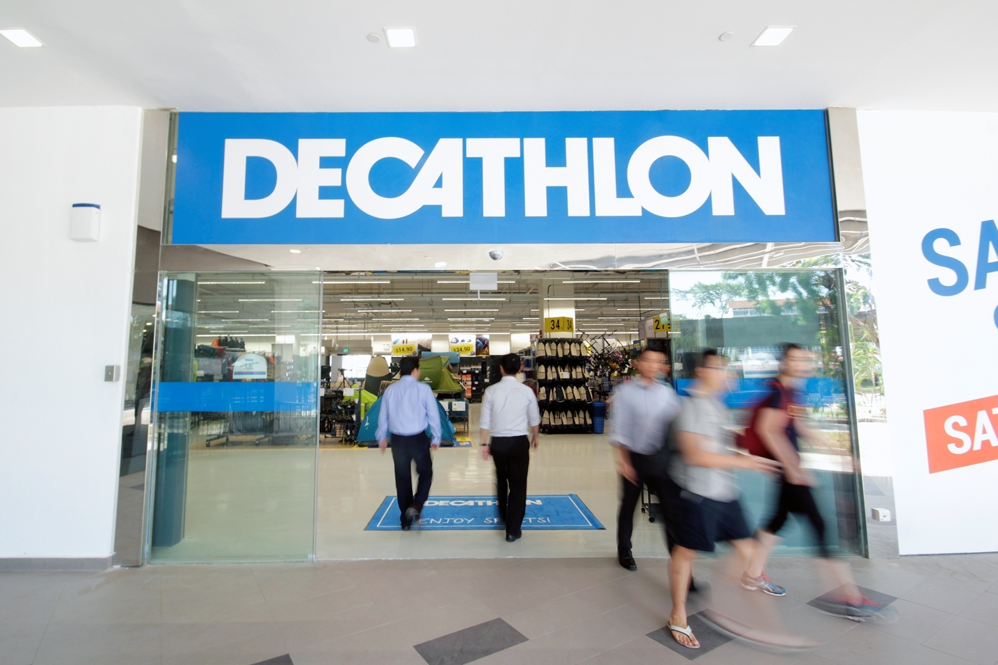The six most innovative products found at Decathlon