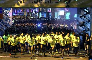 Nike We Run KL 21K 2016