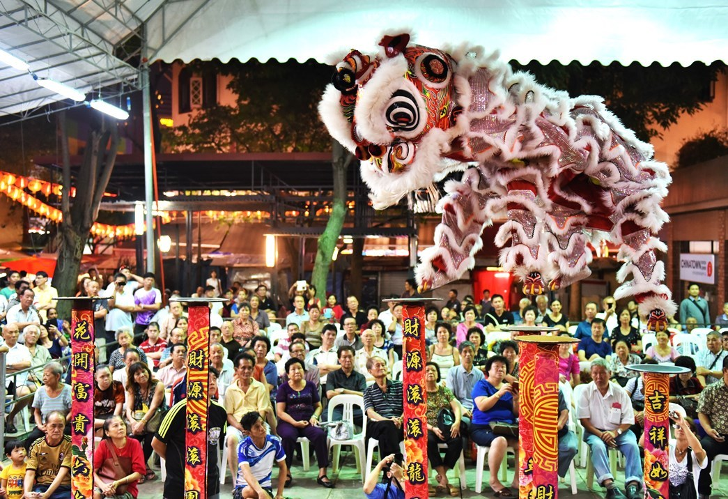 Best CNY 2017 events