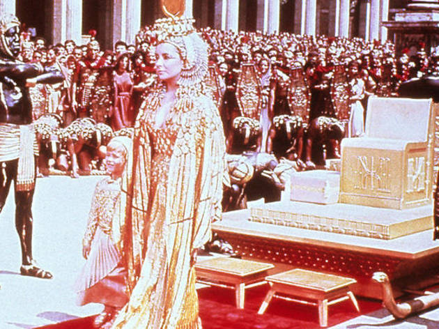 Leon Shamroy for 'Cleopatra'