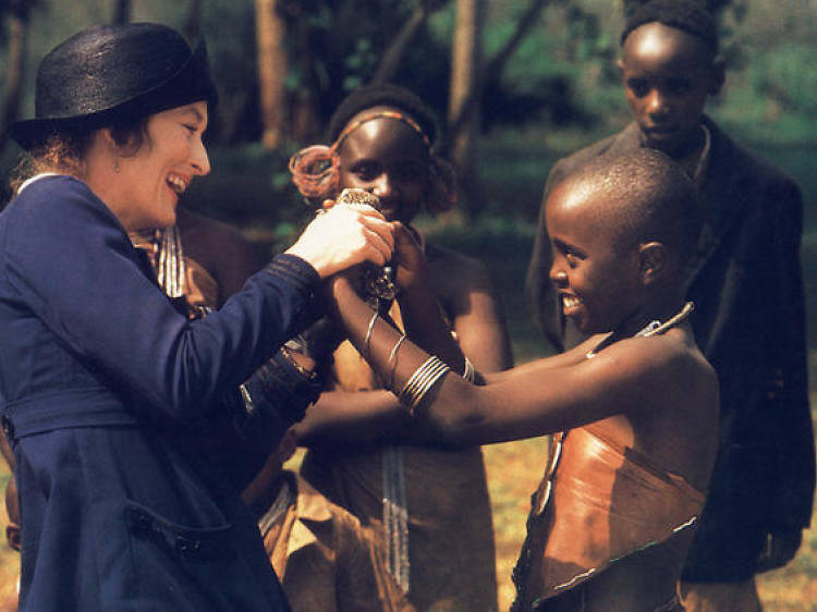 'Out of Africa'