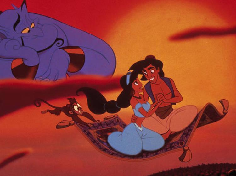 Three drippy ballads from Disney