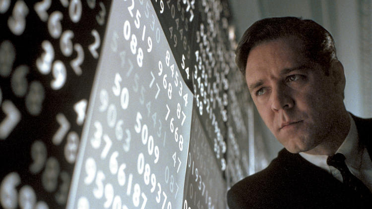 'A Beautiful Mind' (2002)