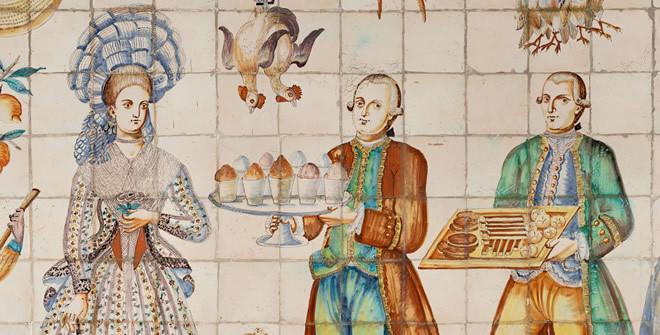 La gastronomía en el arte