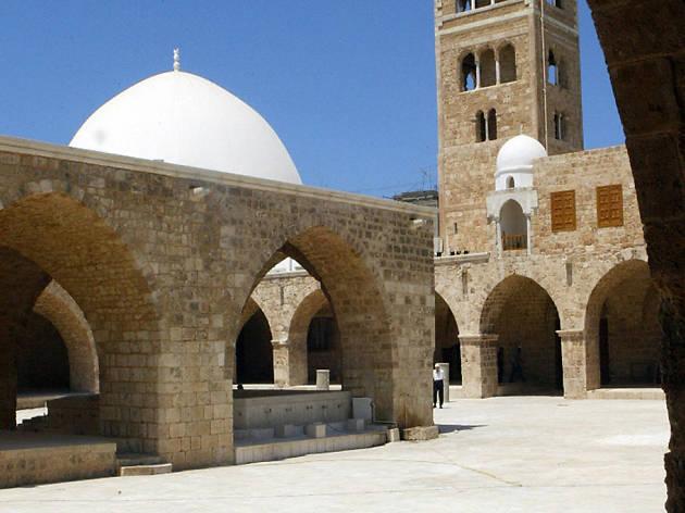 Al-Mansouri Mosque