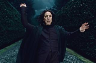 Alan Rickman as Snape
