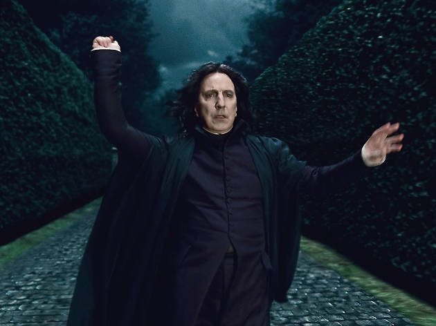 d56ad9f25c1 The best of Alan Rickman as Snape in Harry Potter