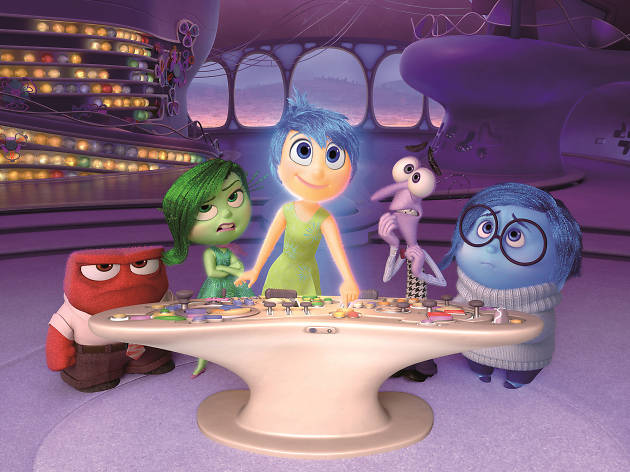 Oscar 2016 nominations, Inside Out, best movie