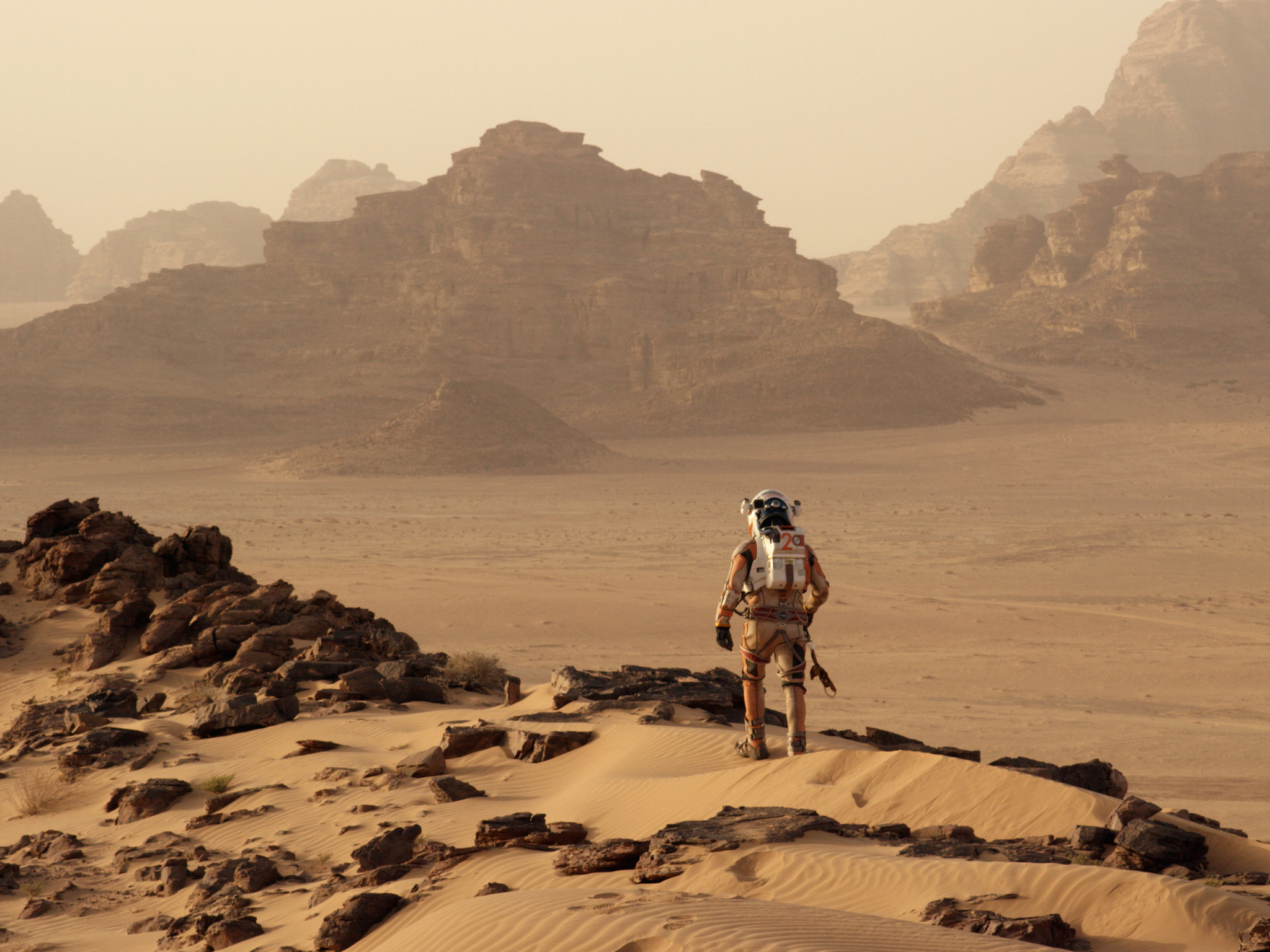 It's not Ridley Scott's year – again